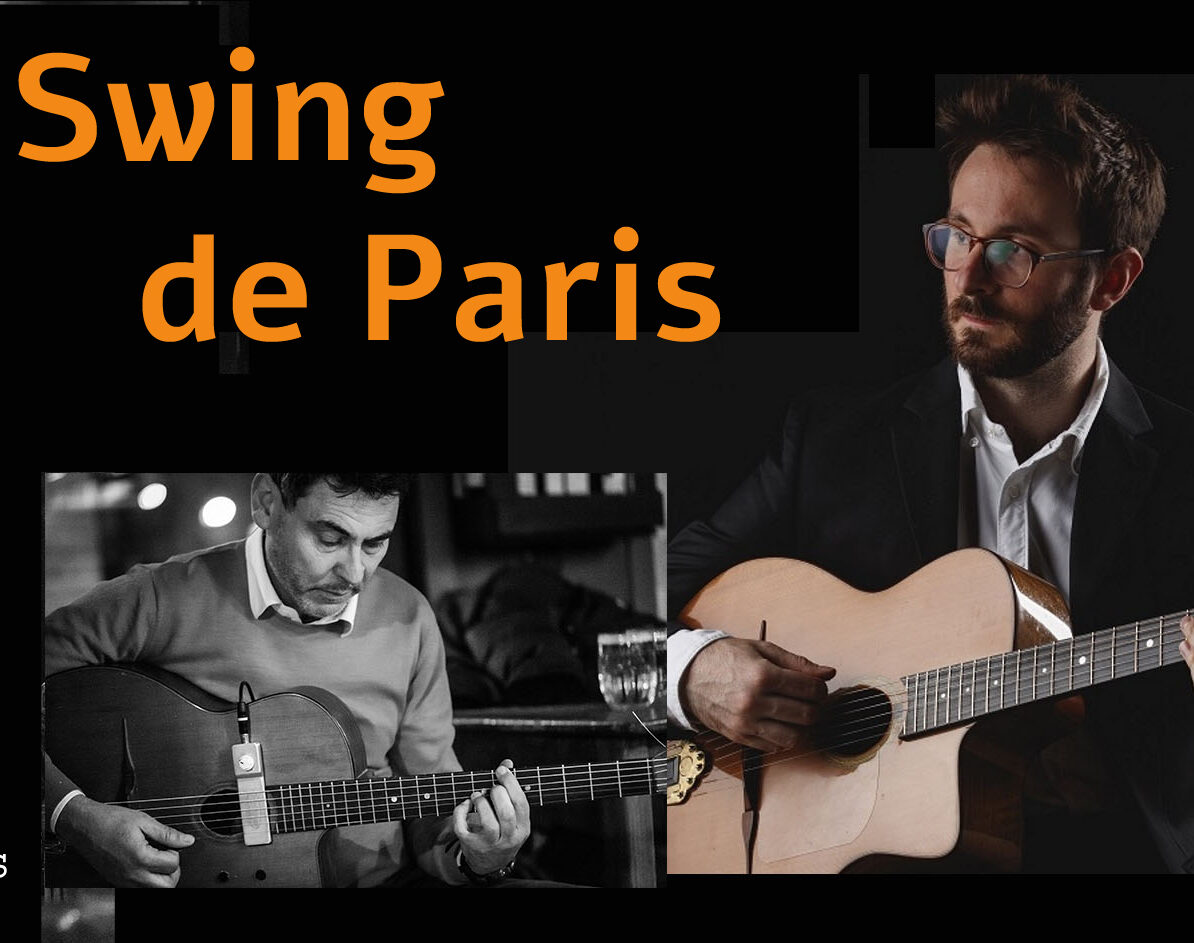 SWING DE PARIS (Gypsy/Jazz Manouche)