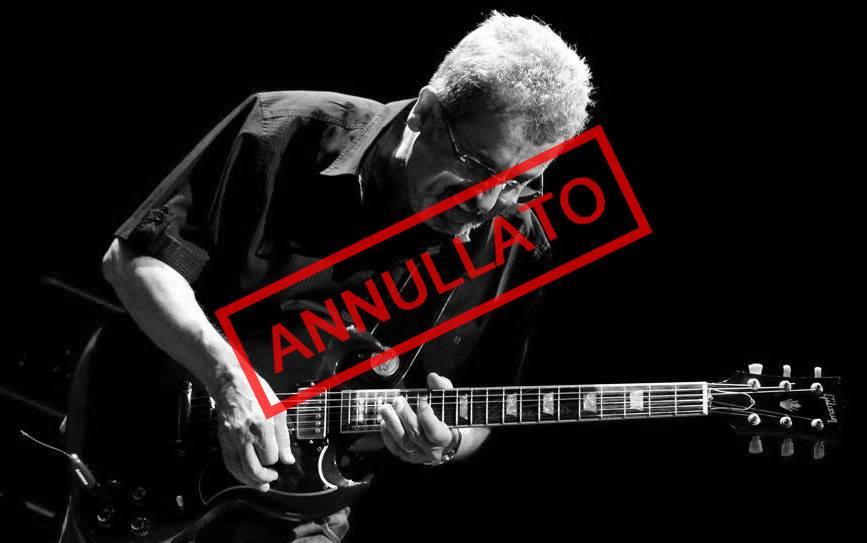 EVENTO ANNULLATO: STEFANO ZABEO (Blues)