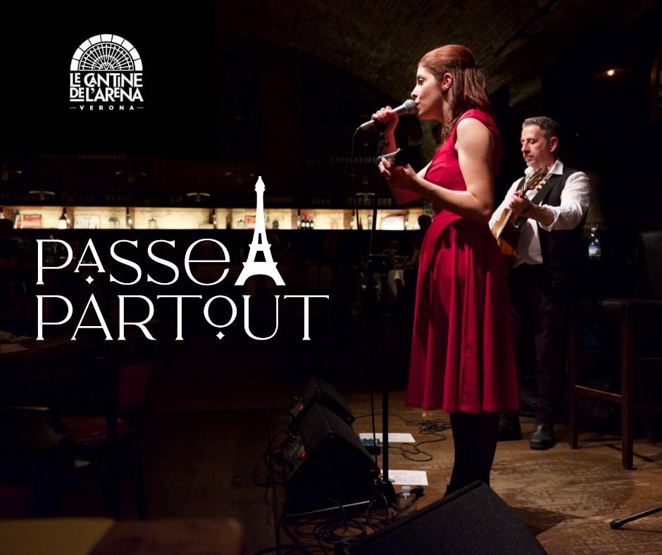 PASSEPARTOUT  (French Gipsy Swing)